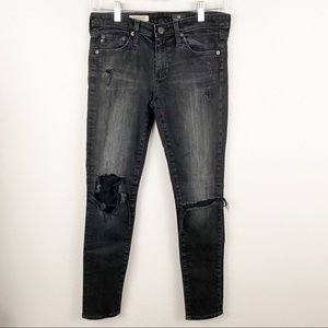 Adriano Goldschmied • Distressed Jeans